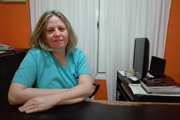 SAVINO, María Andrea